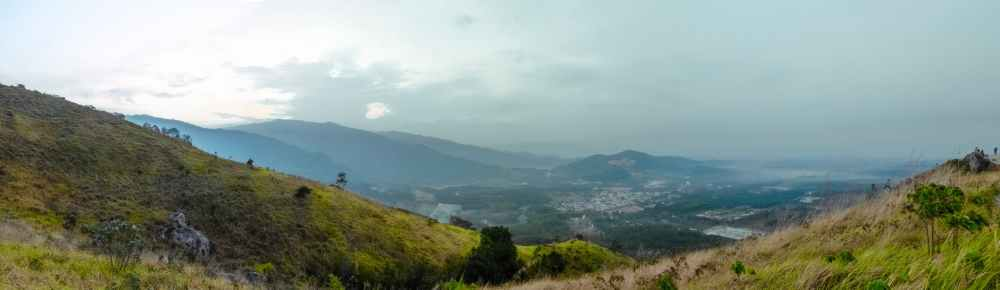 landscape hill mountain